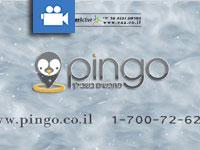 קריינות לסרטון אפליקצייה – פינגו